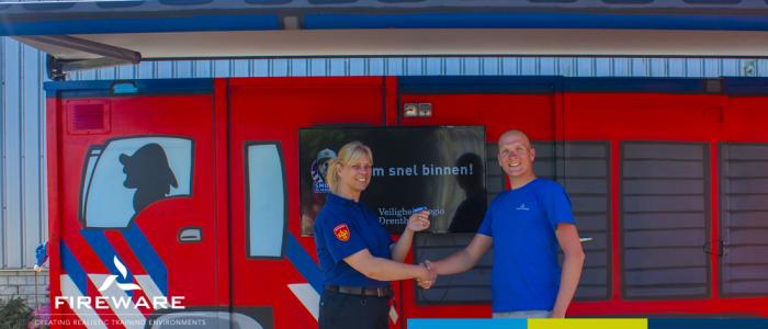 Eine neue BGL-Lösung für die Sicherheitsregio Drenthe